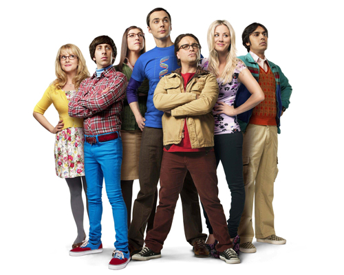 Big Bang Theory, The [Cast] Photo