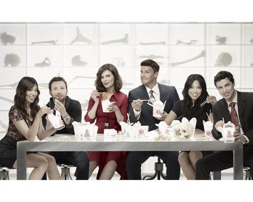 Bones [Cast] Photo