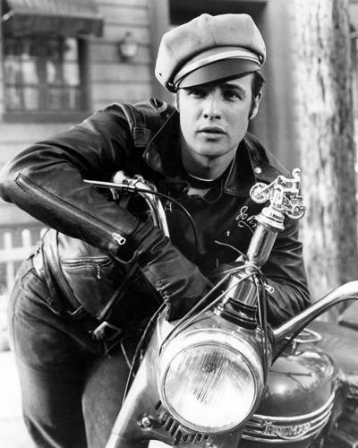 Brando, Marlon [The Wild One] Photo