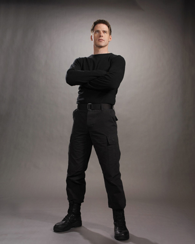 Browder, Ben [Stargate SG-1] Photo