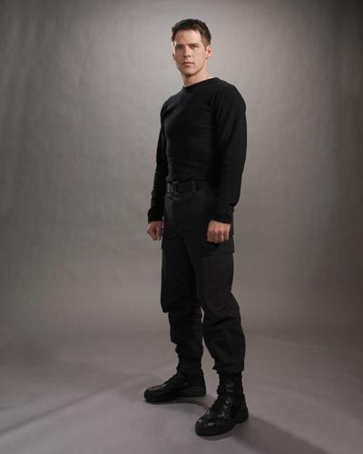 Browder, Ben [Stargate SG-1] Photo