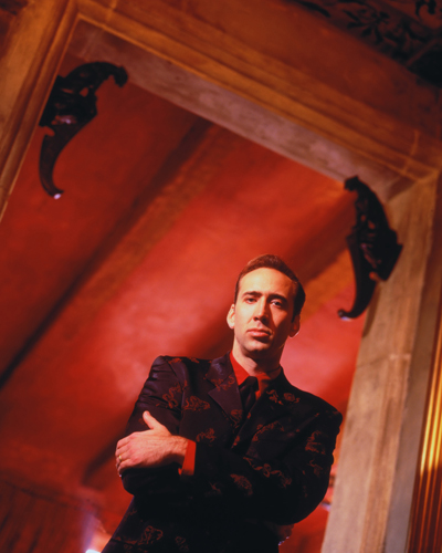 Cage, Nicholas Photo