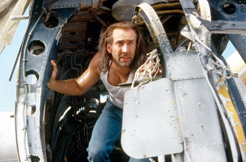 Cage, Nicholas [Con Air] Photo