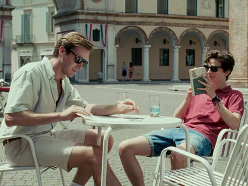 Call Me By Your Name [Cast] Photo