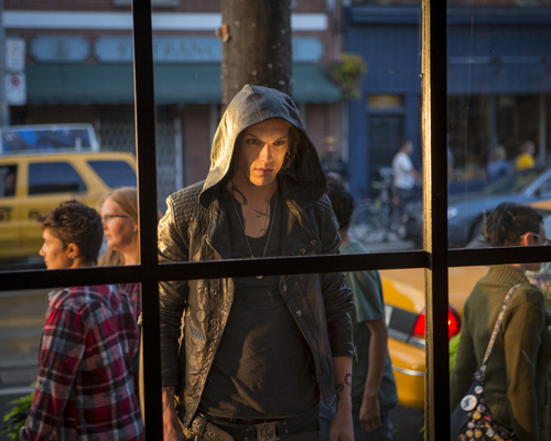 Campbell Bower, Jamie [The Mortal Instruments City of Bones] Photo