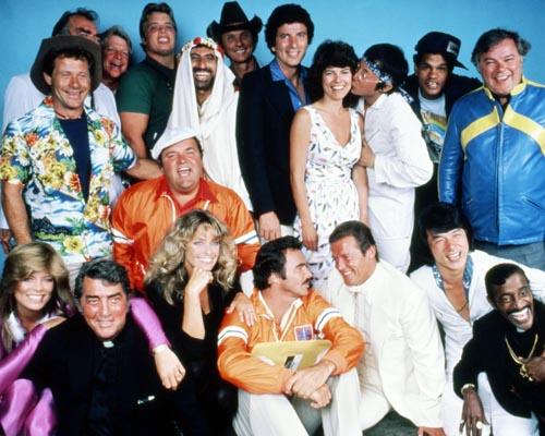 Cannonball Run, The [Cast] Photo