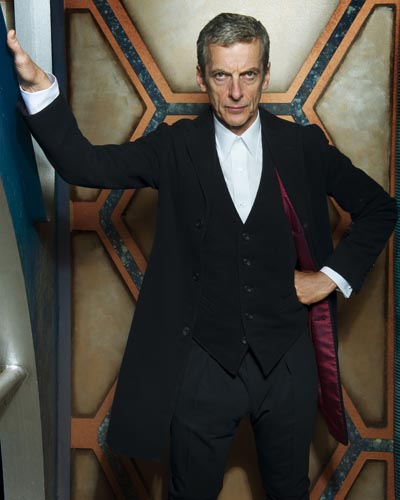 Capaldi, Peter [Doctor Who] Photo