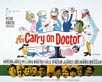Carry On Doctor [Cast]