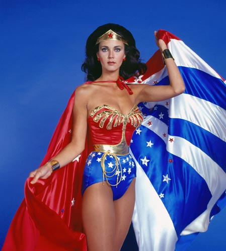 Carter, Lynda [Wonder Woman] Photo