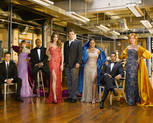 Castle [Cast] Photo