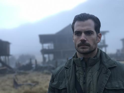 Cavill, Henry [Mission Impossible Fallout] Photo