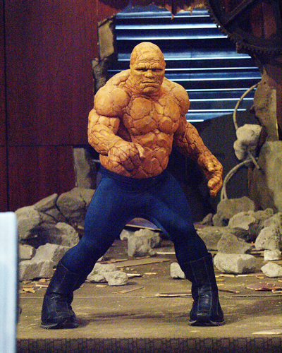 Chiklis, Michael [The Fantastic Four] Photo