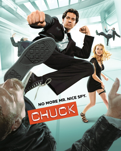 Chuck [Cast] Photo