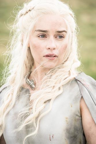 Clarke, Emilia [Game of Thrones] Photo
