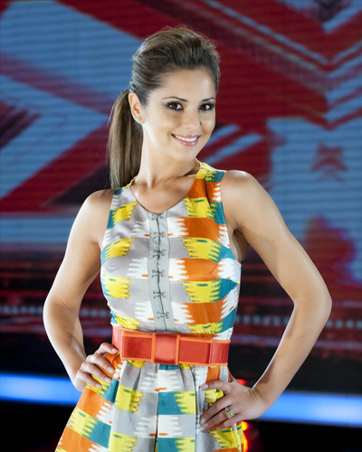 Cole, Cheryl [The X Factor] Photo
