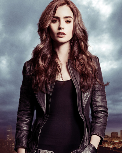 Collins, Lily [The Mortal Instruments City of Bones] Photo