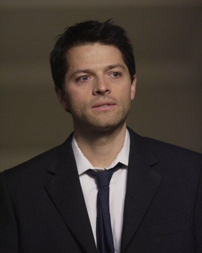 Collins, Misha [Supernatural] Photo