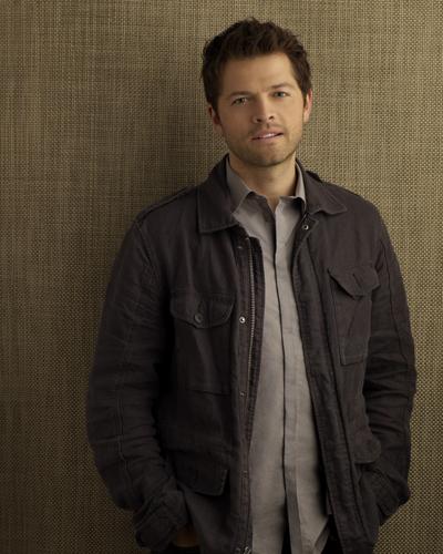 Collins, Misha [Supernatural] Photo