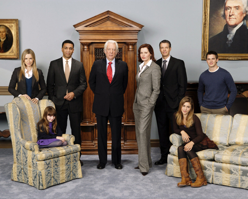 Commander In Chief [Cast] Photo