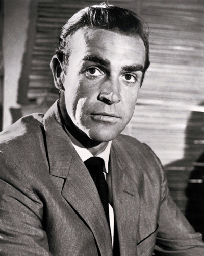 Connery, Sean [James Bond] Photo