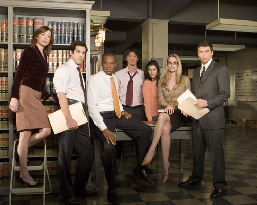 Conviction [Cast] Photo