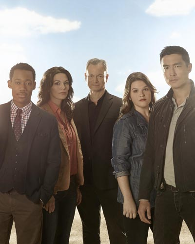 Criminal Minds: Beyond Borders [Cast] Photo