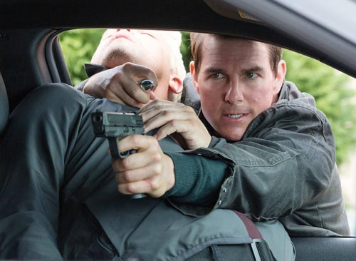 Cruise, Tom [Jack Reacher Never Go Back] Photo