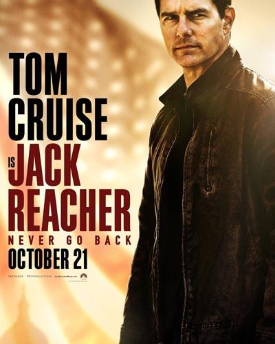 Cruise, Tom [Jack Reacher Never Go Back] Photo