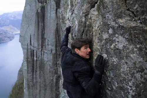 Cruise, Tom [Mission Impossible Fallout] Photo