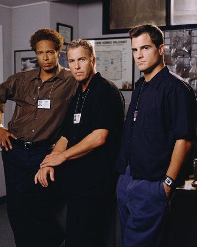 CSI : Crime Scene Investigation [Cast] Photo