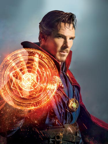 Cumberbatch, Benedict [Doctor Strange] Photo