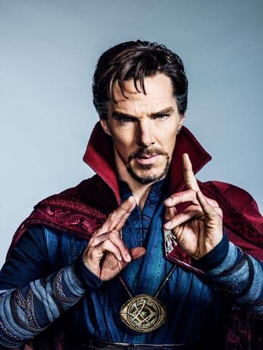 Cumberbatch, Benedict [Doctor Strange] Photo