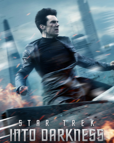 Cumberbatch, Benedict [Star Trek Into Darkness] Photo