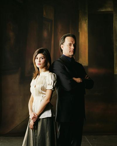 Da Vinci Code, The [Cast] Photo