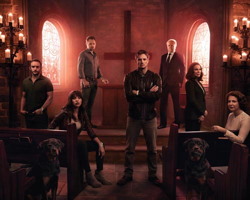 Damien [Cast] Photo