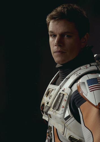 Damon, Matt [The Martian] Photo