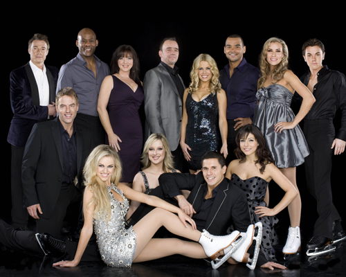 Dancing On Ice [Cast] Photo