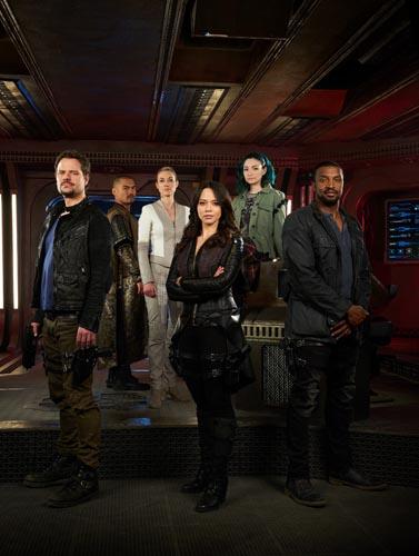 Dark Matter [Cast] Photo