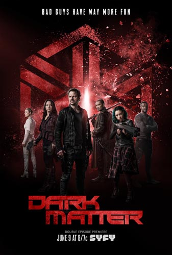 Dark Matter [Cast] Photo