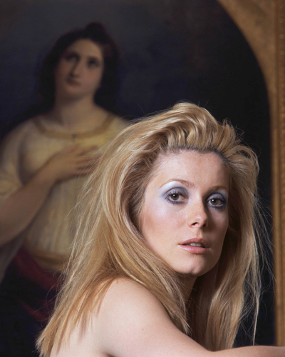 Deneuve, Catherine Photo