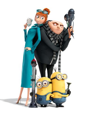 Despicable Me 2 [Cast] photo
