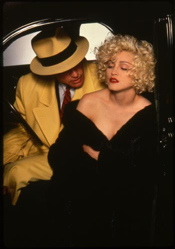 Dick Tracy [Cast] Photo