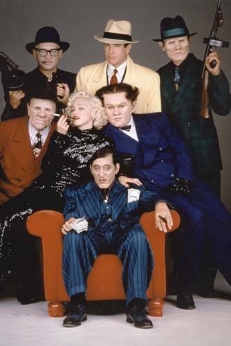 Dick Tracy [Cast] Photo