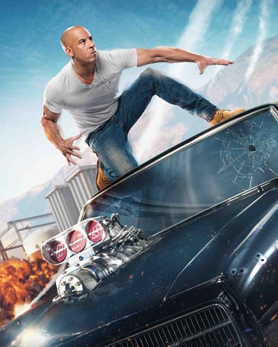 Diesel, Vin [The Fate of the Furious] Photo