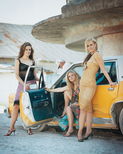 Dixie Chicks, The Photo