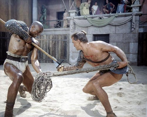 Douglas, Kirk [Spartacus] Photo