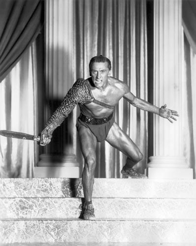 Douglas, Kirk [Spartacus] Photo