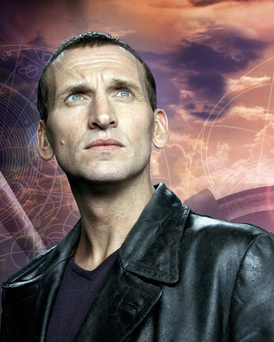 Eccelston, Christopher [Doctor Who] Photo