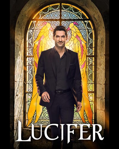 Ellis, Tom [Lucifer] Photo