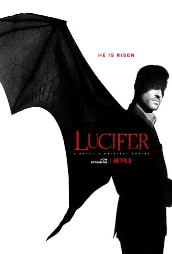Ellis, Tom [Lucifer] Photo